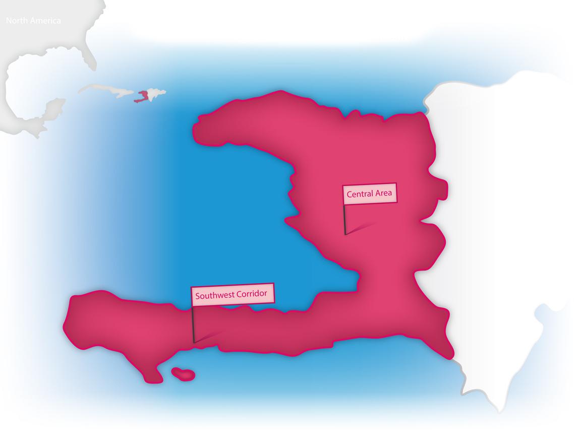 Micro-Regions in Haiti